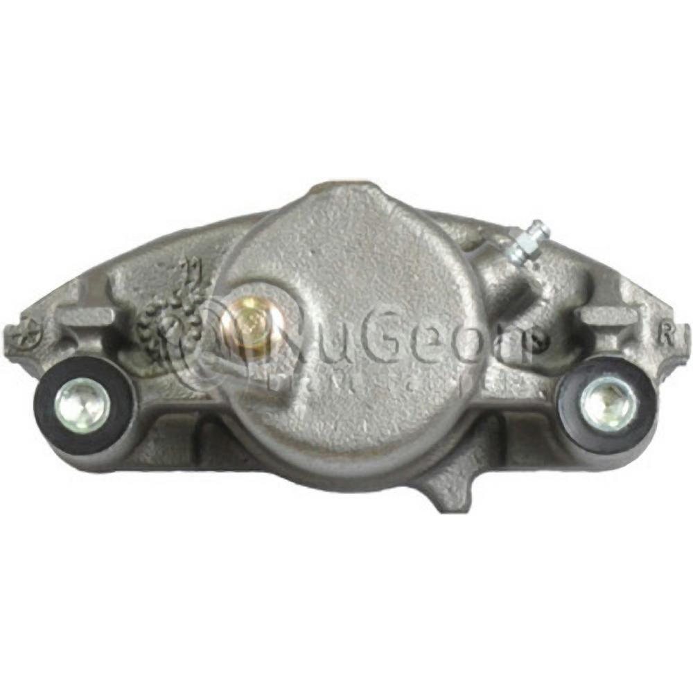 nugeon automotivecomponents front right reman caliper w/ installation  hardware fits 1992-1993 pontiac bonneville,trans sport firebird