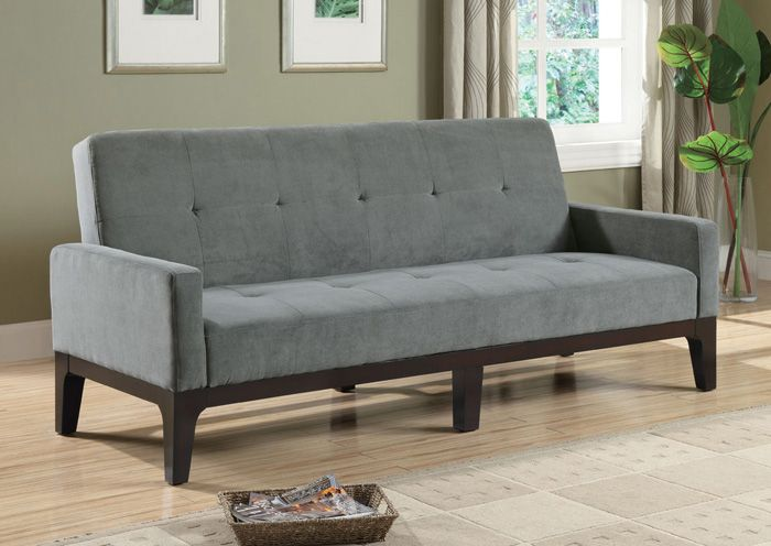 Marvelous Jennifer Convertibles: Sofas, Sofa Beds, Bedrooms, Dining Rooms U0026 More!  Grey U0026 Cappuccino Blue/ Gray Sofa Bed $379