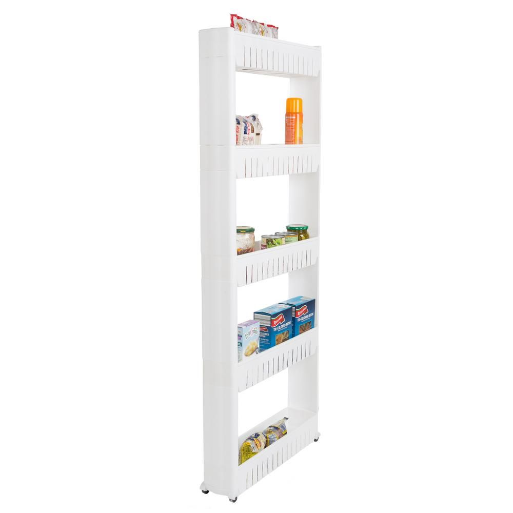 Easy Kitchen Storage Upgrades Shopping Guide Large Storage Baskets Mobile Shelving Slide Out Pantry