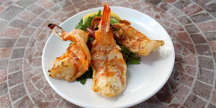 Grill up jumbo shrimp for an easy and elegant summer appetizer