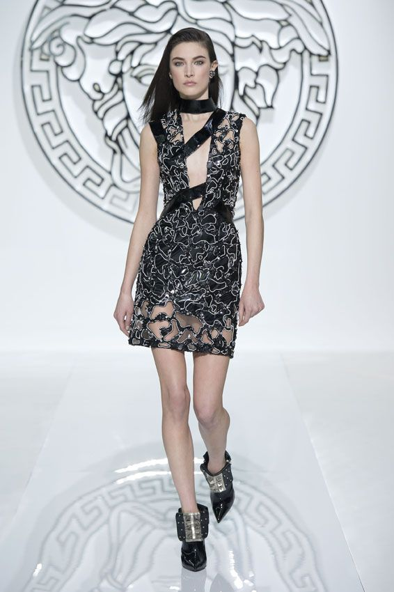 Versace Women's Collection Fall Winter 2013/14