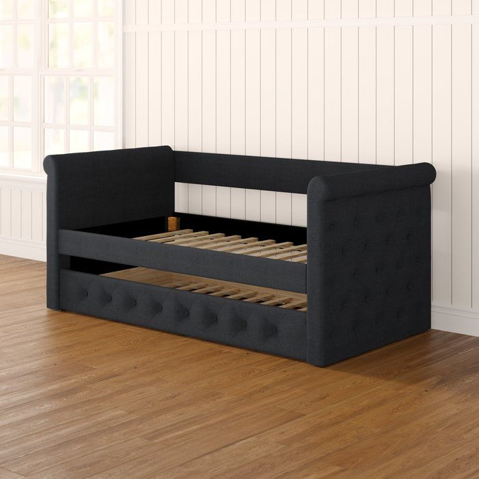Reasor Twin Daybed With Trundle Daybed With Trundle