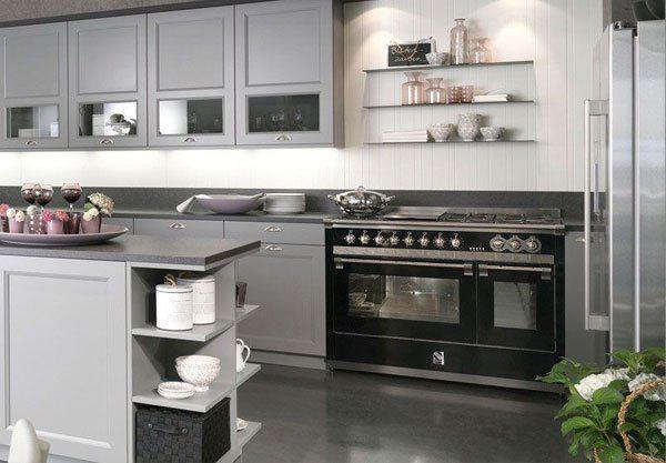 Cucine Professionali Per Casa Steel Smeg Prezzi E Altri Modelli Online Cucina Professionale Cucine Elettrodomestici Da Cucina