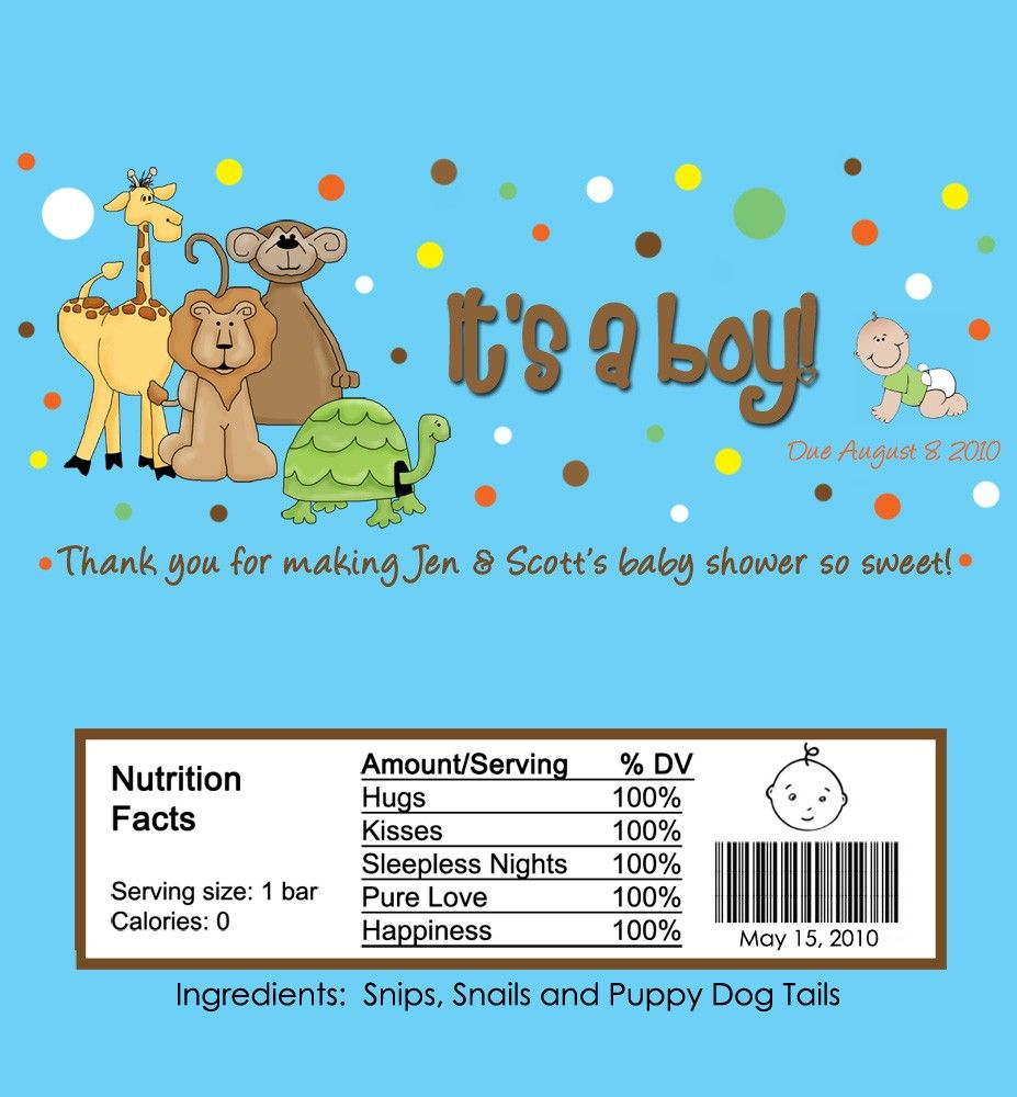 Free baby shower candy bar wrappers templates baby shower free baby shower candy bar wrappers templates pronofoot35fo Images