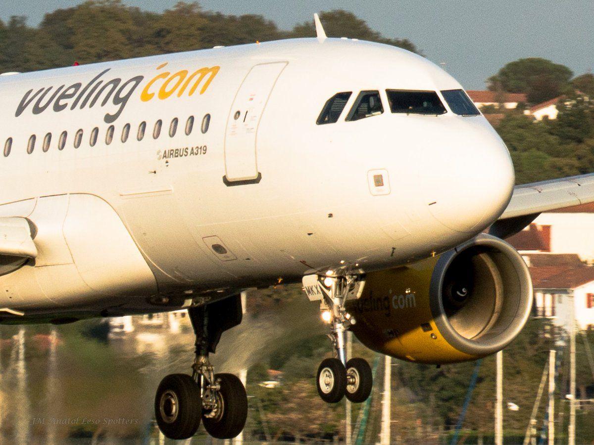 Vueling Passenger jet, Vehicles, Passenger