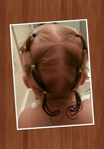 Awesome Hairstyle For Those Energetic Toddlers Keeps The