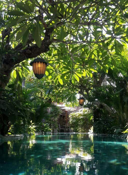 Uma Karan Seminyak Boutique Hotel In Bali Swimming Pool