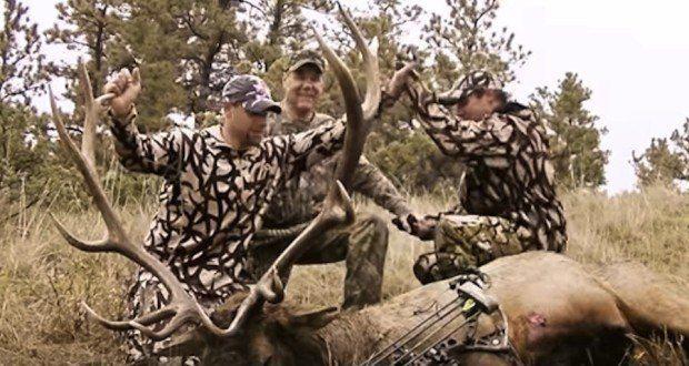 Bowhunting Public Land Elk in the Missouri River Breaks