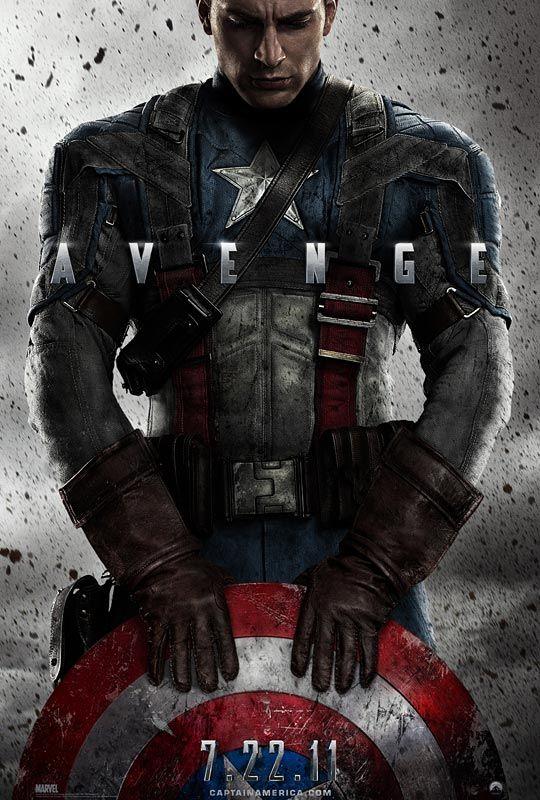 Loving the Avengers