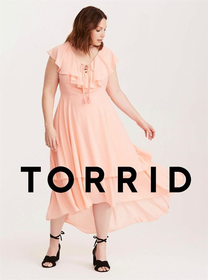 Torrid catalogue