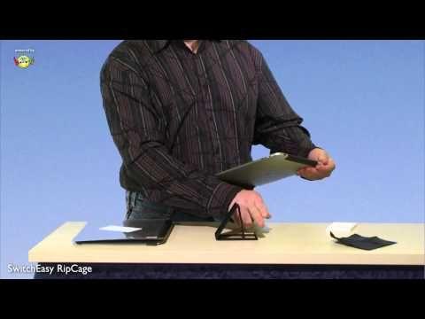 SwitchEasy RipCage - dem iPad Rippen verpasst