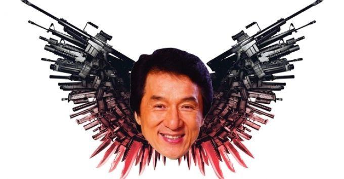 Jackie Chan se apunta a Los Mercenarios 3