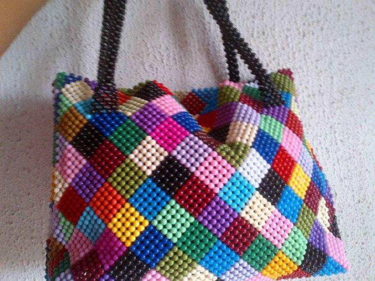 handmade-beaded-bags_2.jpg (1200×900) | Beading | Pinterest ...