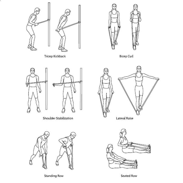 Épinglé par Alexandr sur Упражнения с мячом (avec images ...