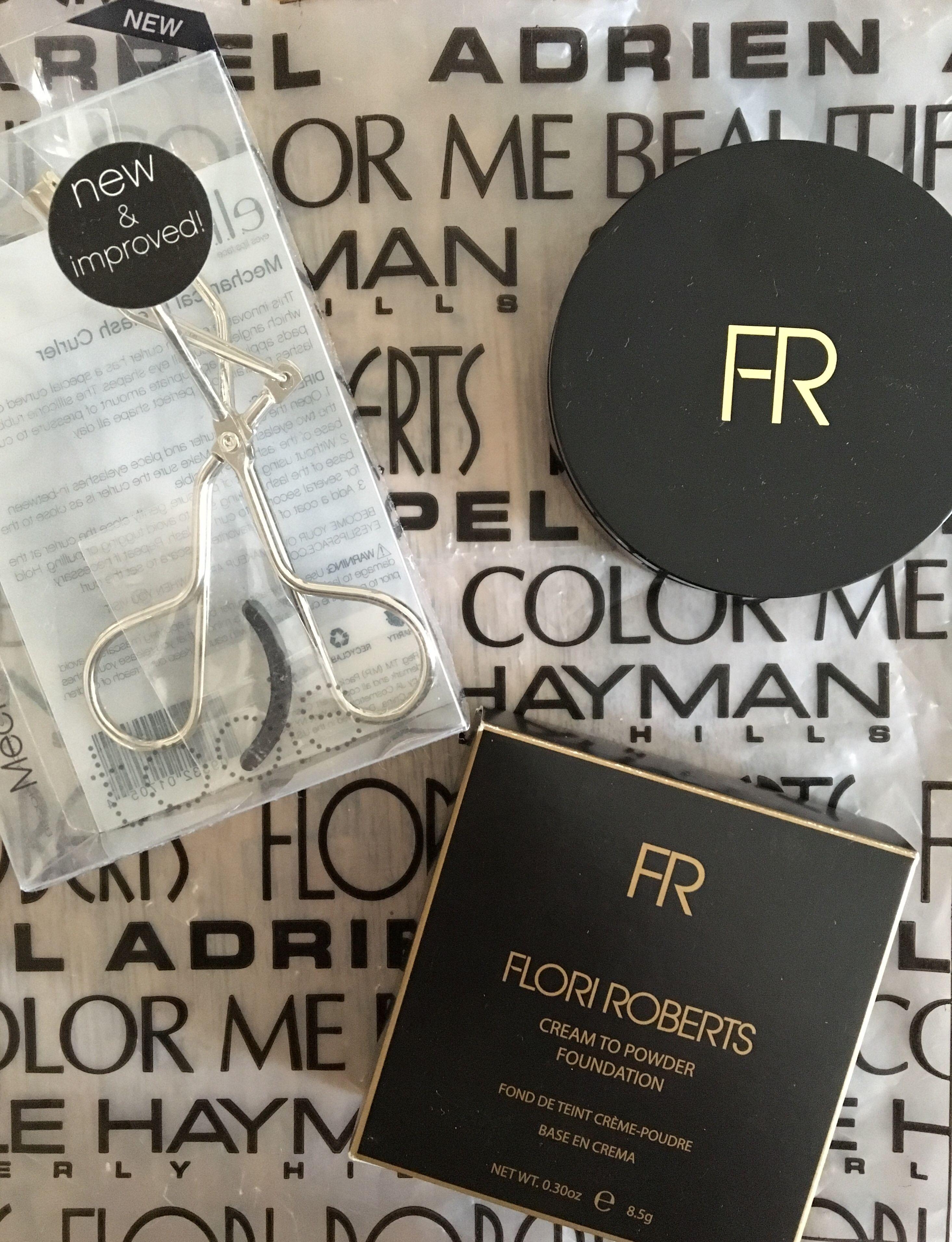 Flori Roberts Foundation Cosmetics Consultant for ladies