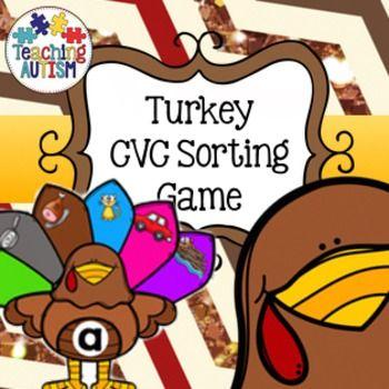 Turkey CVC Sorting