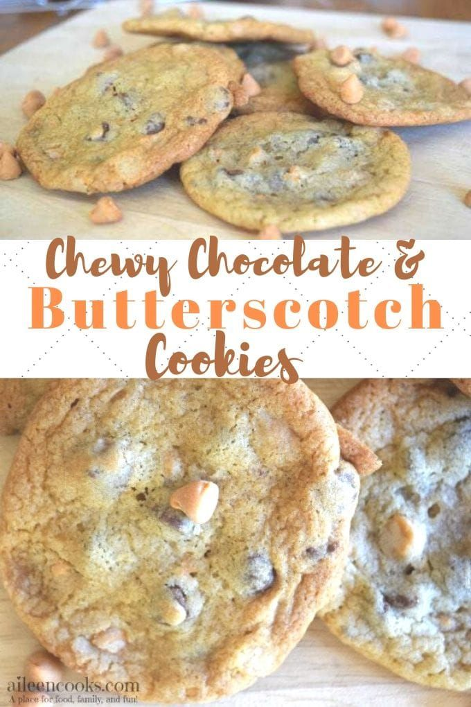 Chocolate butterscotch chip cookies are light and chewy with that distinct brown sugarbutter flavor These cookies take your standard chocolate chip cookie and kick it up...