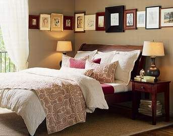 bedrooms - Pottery Barn Bedroom Decorating Ideas