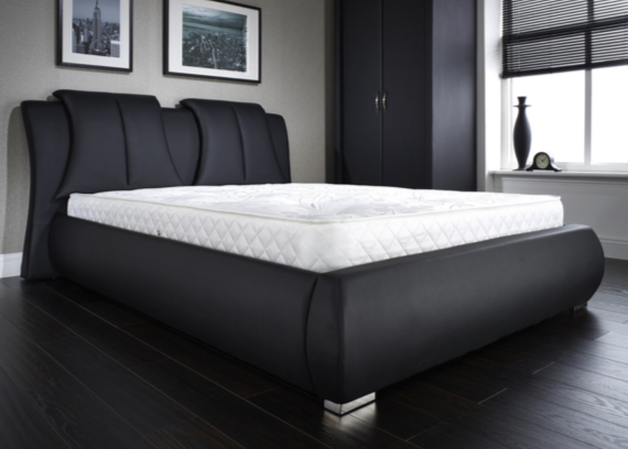6 Dark King Size Bed Frames For Your Bedroom Cute Furniture Uk Black Bed Frame White Bed Frame Bed Frames Uk