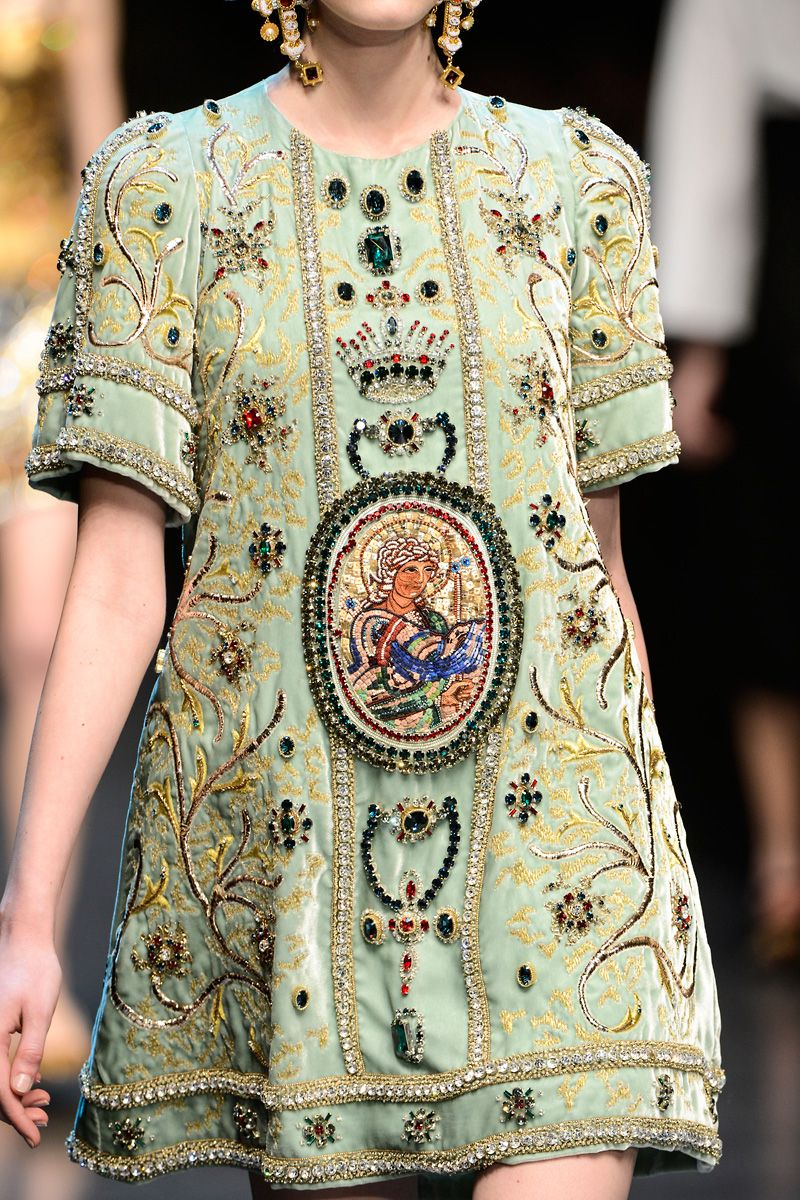 aa6907dc Dolce & Gabbana Fall 2013 Ready-to-Wear Fashion Show in 2019 | R ...