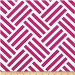 Michael Miller Bekko Home Decor Swell Orchid - Discount Designer Fabric - Fabric.com