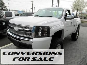 2011 Chevy Silverado 1500 Lifted Work Truck | Lifted Chevy/GMC