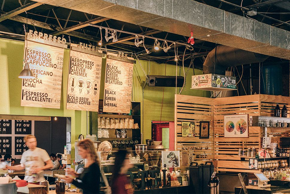 The 25 Best Coffee Shops in America