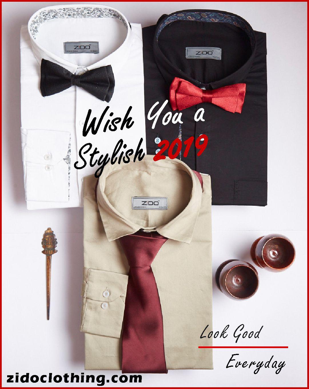 f801fc634f Happy New Year.....Wish You All A Stylish 2019... Buy Men Clothing ...