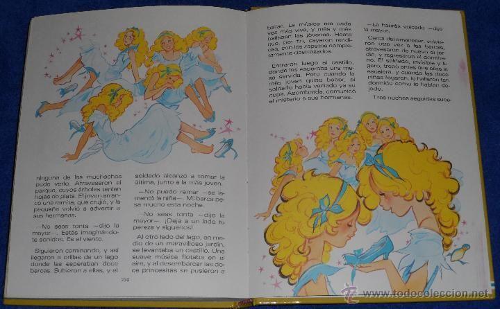 Libros de segunda mano: Libro gigante de Grimm - Maria Pascual - Susaeta (1987) - Foto 8 - 43367847
