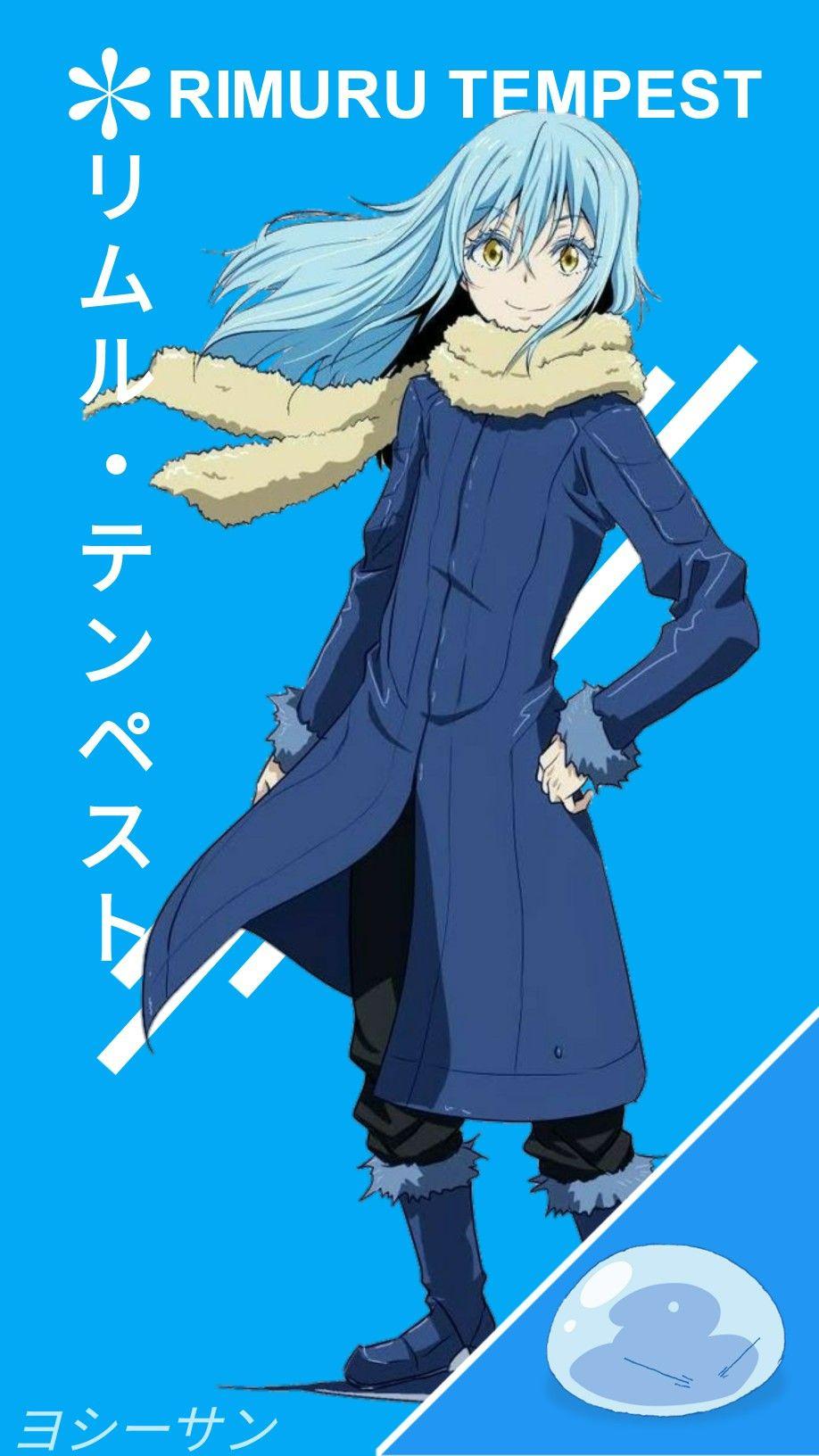 Tensei Shitara Slime Datta Ken Wallpaper Anime Subarashi