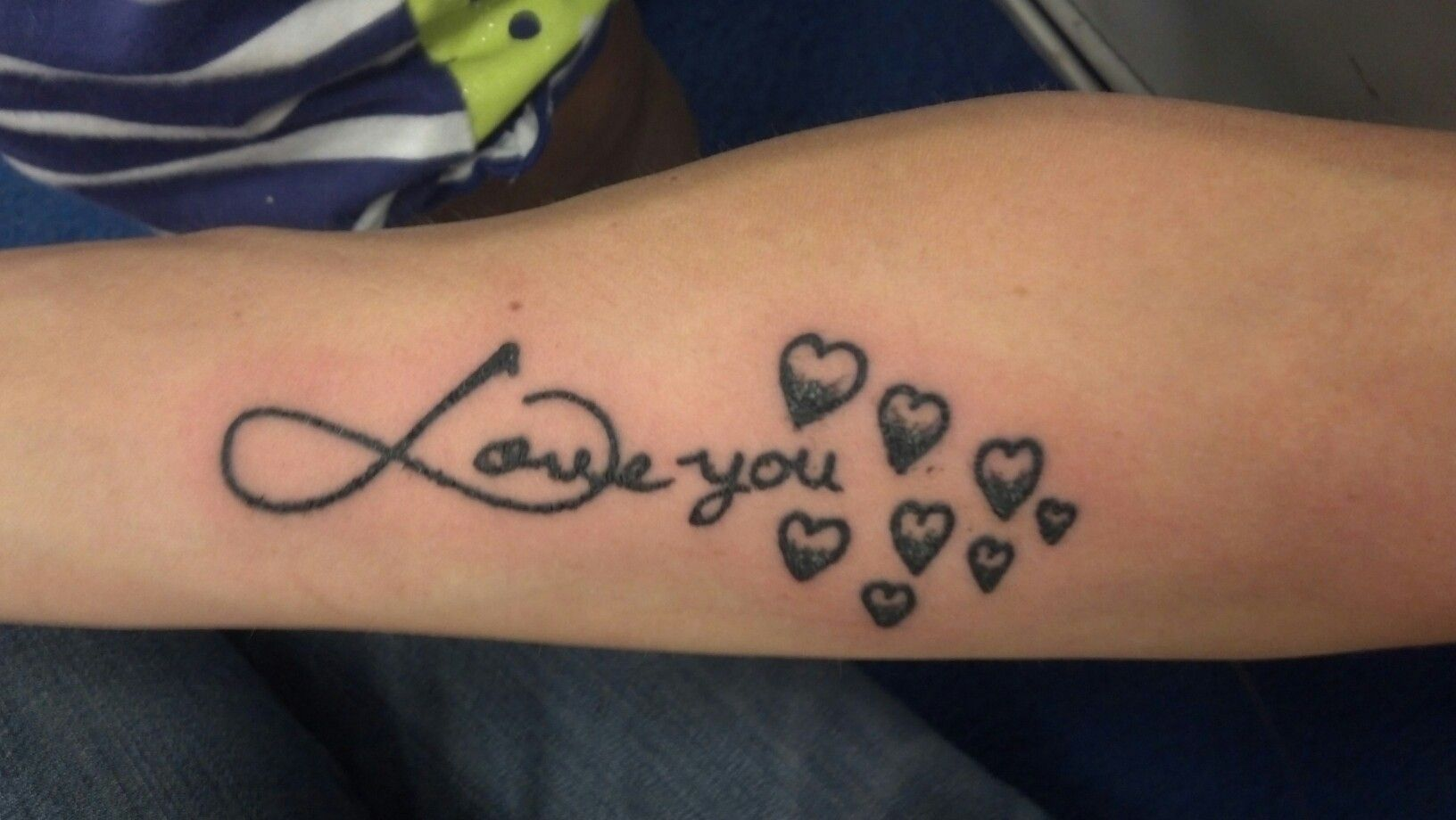 Infinite love tattoo tattoos pinterest infinite symbols infinity love tattoo pictures of symbol tattoo biocorpaavc Images