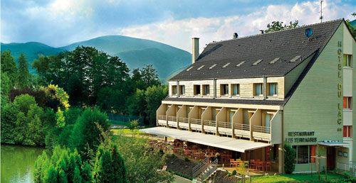 Domaine du Lac - Hôtel Le Lac - Guebwiller - #Alsace