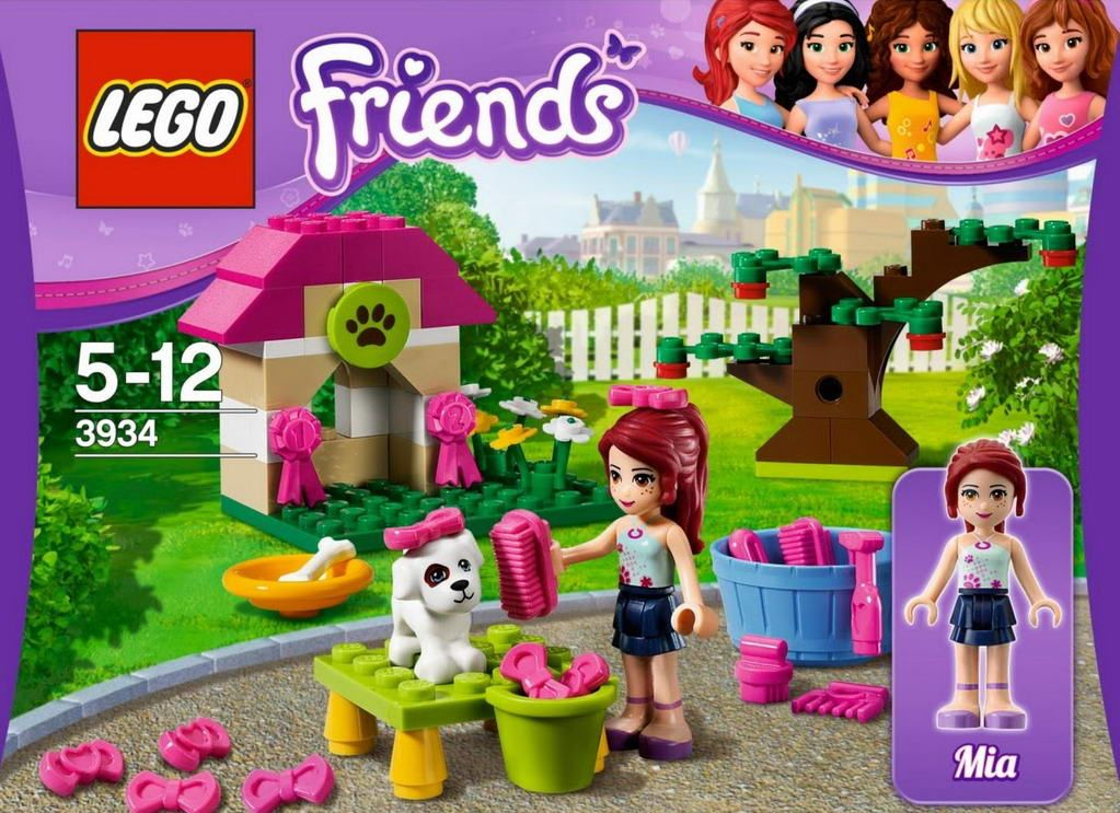Mias Puppy House Lego Friends Pinterest Lego And Legos
