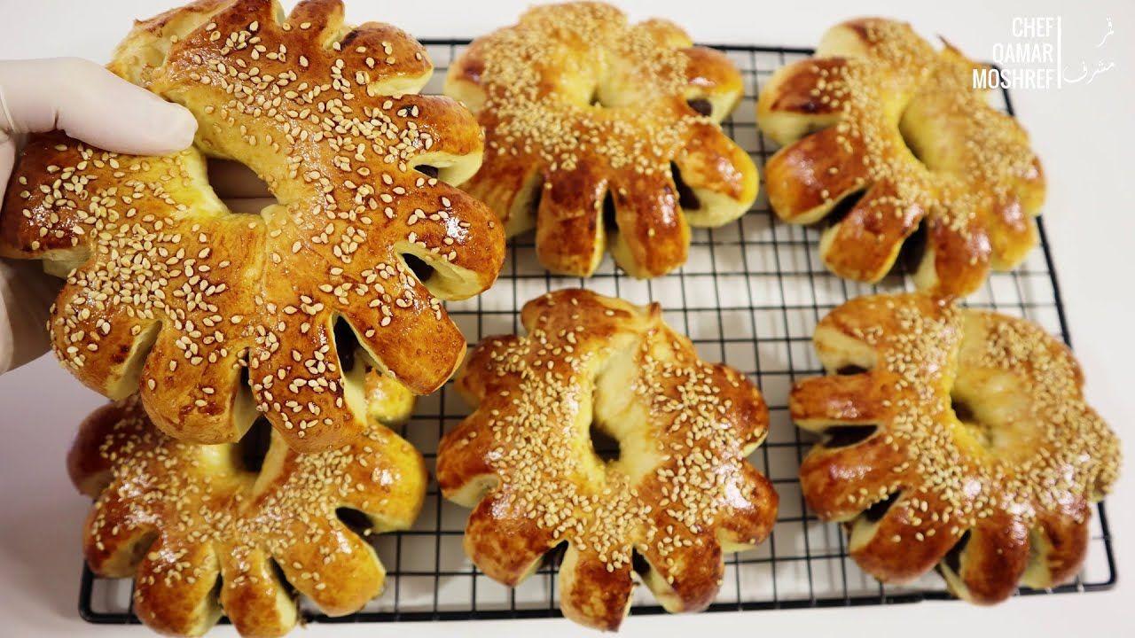 معروك التمر خبز رمضان خفيف كالقطن وصفة المعروك الاصلي لاطيب فطور و سحور في رمضان Youtube Lebanese Desserts Food Bread