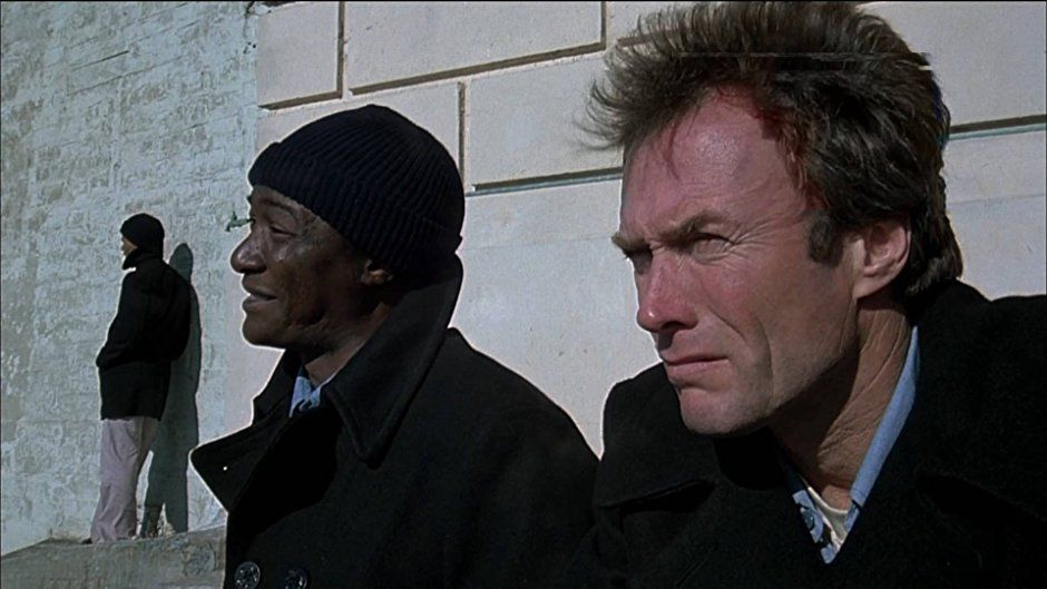 Escape From Alcatraz Don Siegel Clint Eastwood Frank Lee Morris