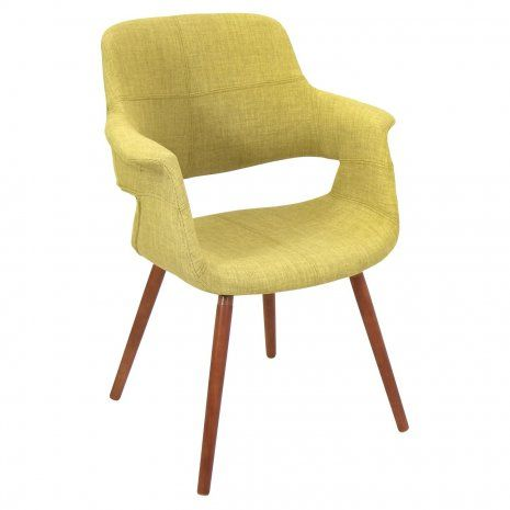 Lumisource Vintage Flair Chair Green Emporium Com