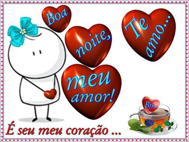 Cartoes Postais De Boa Noite Meu Amor Cartoes Postais Boa