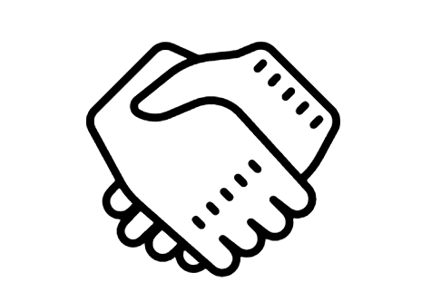 Handshake Icon Handshake And Other 59 100 Icons From Icons8 Icon Pack Follow The Visual Guidelines Of The Operating Systems Windows Io Icon Android Icons Png