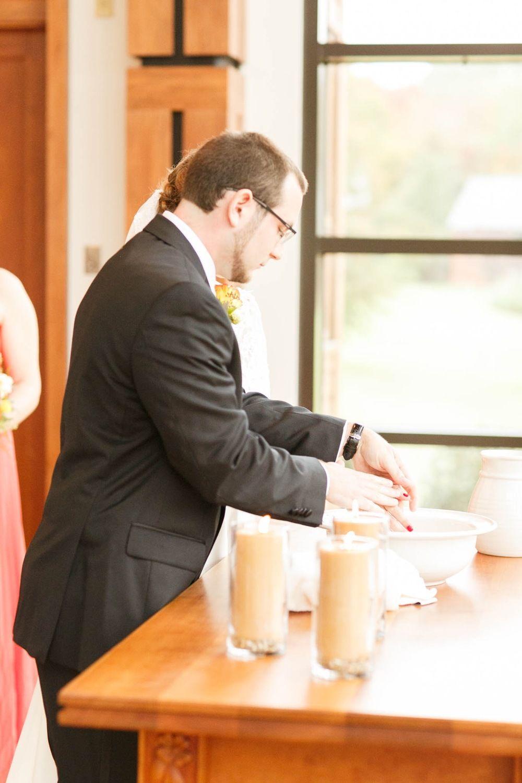 A Twist on the Popular Unity Ceremony Wedding ceremony