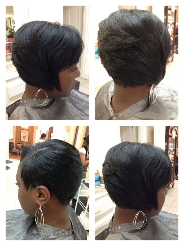 Portfolio Stylist225com Of Baton Rouge Salon Hair Stylist African American Asymmetrical Bob Hairstyles 600x800