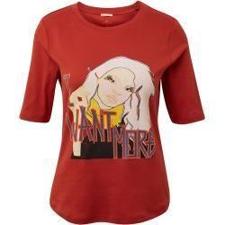 T-Shirts für Damen        T-Shirts für Damen,Products  Tom Tailor Damen Nena & Larissa: T-Shirt mit...