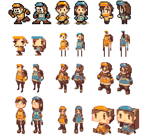 2d Character Design Books : Pin by evan on game dev design pinterest characters