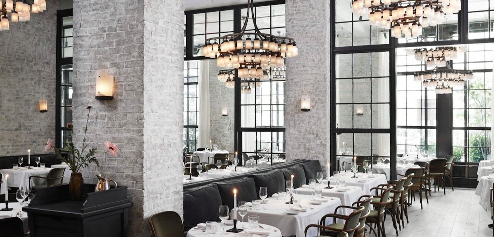Le Coucou Soho New York Dining With Great Design