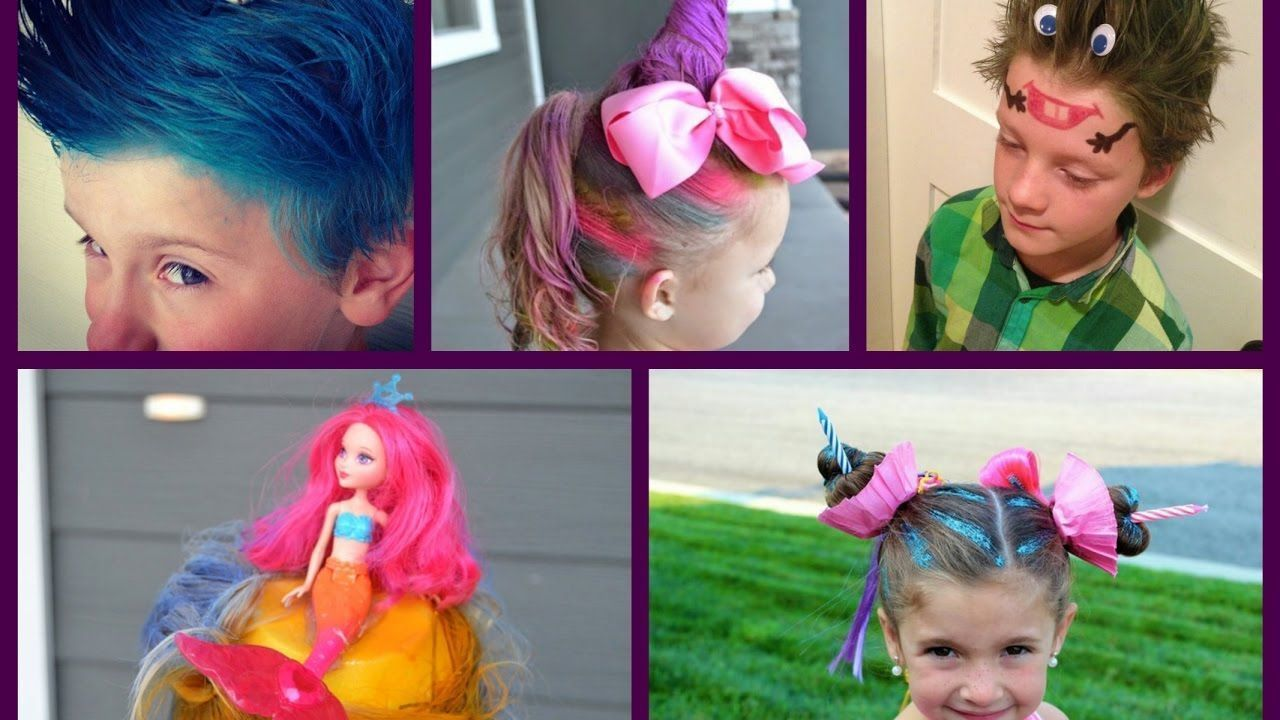 Crazy Hair Day at School - 30+ Best Ideas for Crazy Hair Day for Girls and Boys #crazyhairdayatschoolforgirlseasy Crazy Hair Day at School - 30+ Best Ideas for Crazy Hair Day for Girls a... #crazyhairday Crazy Hair Day at School - 30+ Best Ideas for Crazy Hair Day for Girls and Boys #crazyhairdayatschoolforgirlseasy Crazy Hair Day at School - 30+ Best Ideas for Crazy Hair Day for Girls a...