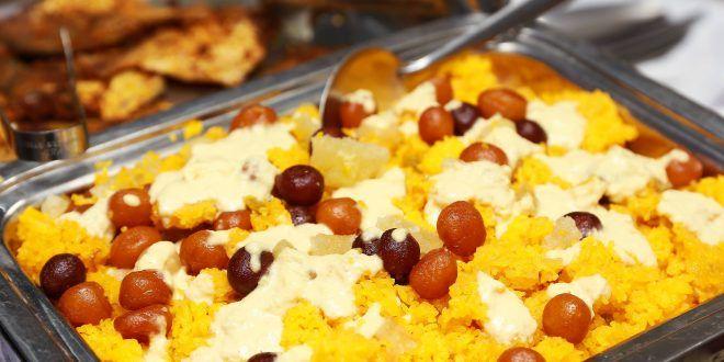 বিয়ে বাড়ির শাহী জর্দা পোলাও রেসিপি Zarda Pulao Recipe