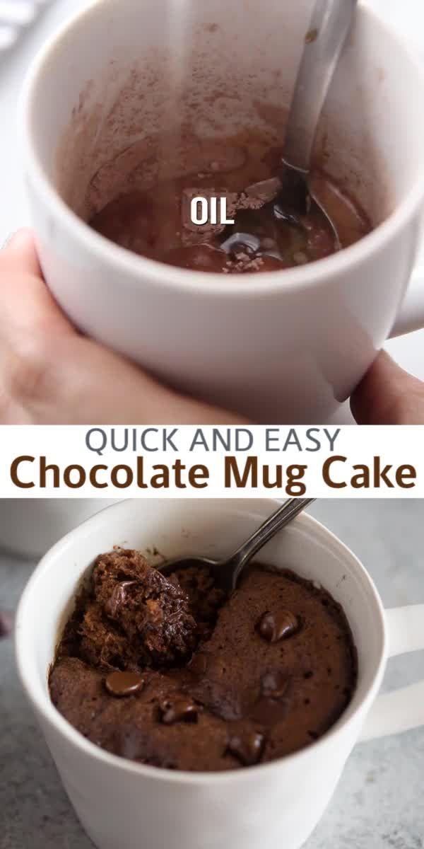 Photo of Chocolate Mug Cake