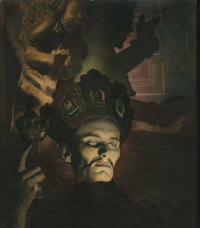 William Mortensen - Sorcier Tantrique