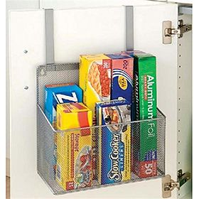 $14.99 Over-The-Door Kitchen Cabinet Organizer | The List: 23 Items ...