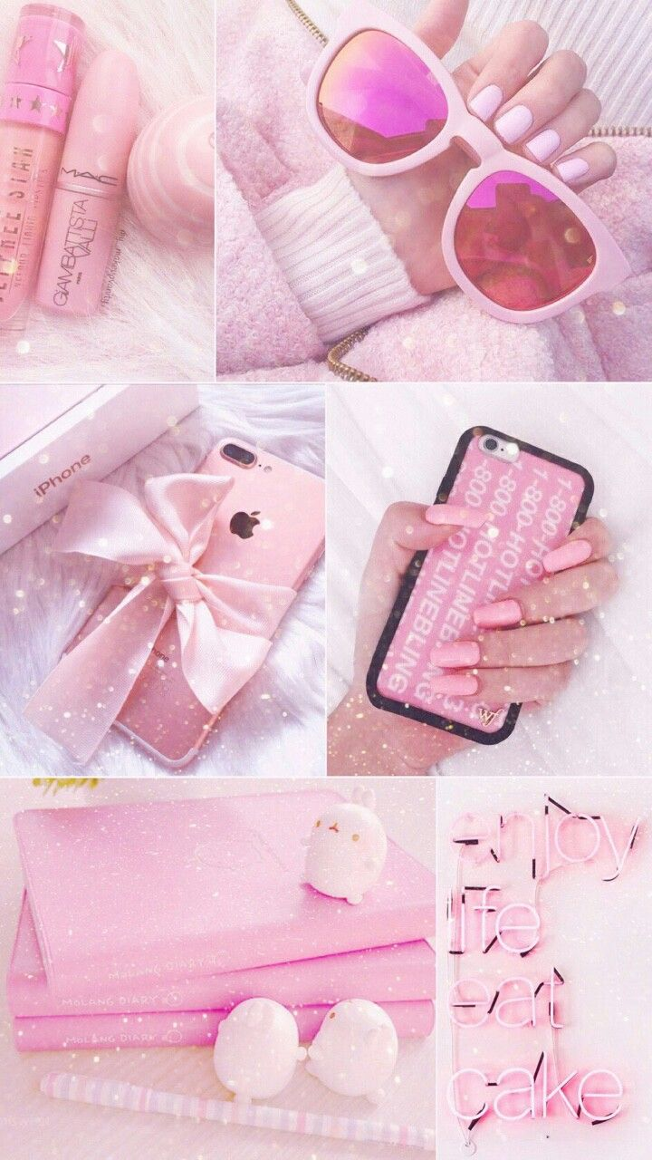 Everything pink, Pink life