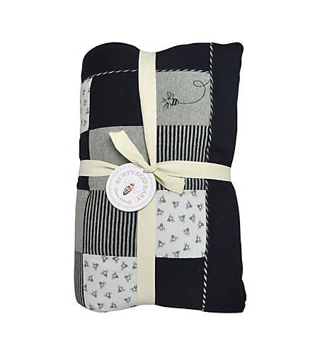 Honeybee Checkered Baby Quilt Baby Quilts Burts Bees Baby Baby Bee